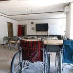銚子本校の教室