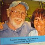 Johannes Dröge und Elisabeth Mette- die besten Kursleiter