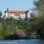 Schlossteich Sitzenberg - immer wieder beeindruckend  - 17.04.2014 - (c) Egon  Fischer