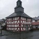 Kirche Allna, einem Ortsteil von Weimar