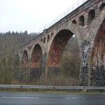 Bahnbrücke in Bad Endbach