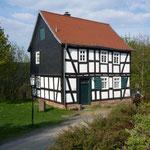 Altes Küsterhaus auf dem Christenberg bei Münchhausen