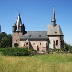 Kirche auf dem Christenberg bei Münchhausen