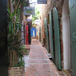 Danish trading alley.