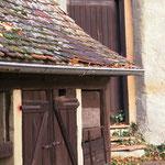 Stallungen im nördlichen Innenhof