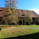 Bietet ein einmaliges Ambiente für Feste aller Art: der Schlosshof