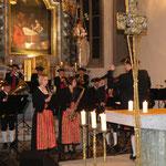 Die Steigerwaldkapelle Oberschwarzach