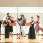 弦楽アンサンブル ② A-durバイオリン・チェロ教室