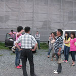 別れのボランティア from香川