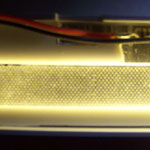 homogenes Lichtfled durch nur 2 LED`s