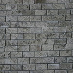 Tapete de Marmol Gris Royal 1x2