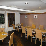 Wallpapering to Palazzo restaurant, Royston, Herts (well worth a visit - great food!)
