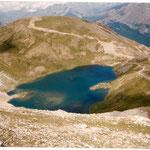 Lac d'Anos 2050 m sous le col de Bazuélo ( idem )