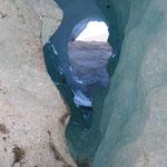 La grotte de Glace (Montenvers )