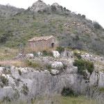 Cabane sur le plateau