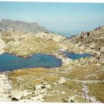 Le lac de Campana de Cloutou 2225 m
