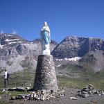 Vierge de Troumouse 2134 m.
