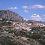 Le village d'Agüero