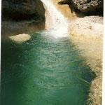 Canyon du Formiga