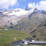 Le village des Glaciers.
