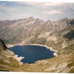 Lac d'Artouste 1989 m
