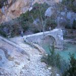 Le pont de Villacantal