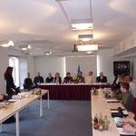 4. April 2015 - Pressekonferenz, Foto: Klaus-Peter Schambach
