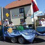 7. Juli 2013 - Die Angler Jugend