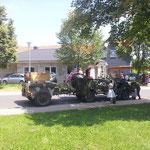 7. Juli 2013 - Die Amerikaner sind wieder da
