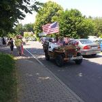 7. Juli 2013 - Freie Fahrt