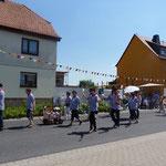 7. Juli 2013 - Bonjour - gelebte deutsch-französische Freundschaft seit über 20 Jahren
