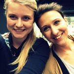 Sara und ich :)