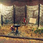 Gedenkstätte für amerikanische Opfer des Afghanistan- und Irakkrieges (bei der Old North Church)
