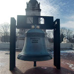 American Legion Freedom Bell an der Union Station