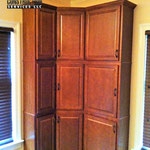 Custom Built Cabinetry