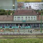 Der Bahnhof Köszeg in H0