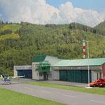 Flugplatz Mariazell