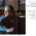Genuss Helden, Buch von Gerd Rindchen, Herbst 2019