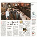 Hamburger Abendblatt, 14. April 2018