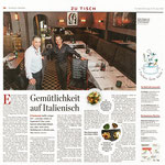 Hamburger Abendblatt, 14. April 2018