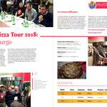 Pizza e Pasta Italiana, April 2018