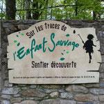 Sentier de l'enfant sauvage - Lacaune - Tarn - Occitanie - balade en famille Hameau des gites de Thouy