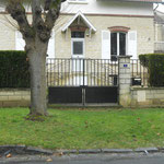 PRECY SUR OISE Rues Plantées / avenue A.de Vigny