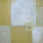 Variation 6, Acryl auf Leinwand, 2007, 40 x 40 cm