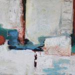1902, Öl und Acryl auf Leinwand, 2019, 65 x 100 cm