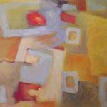 Ballade, Öl und Acryl auf Leinwand, 2007, 80 x100 cm