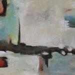 1805, Öl und Acryl auf Leinwand, 2018, 65 x 90 cm