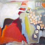 Garten der Lüste, 2004, Acryl auf Leinwand, 70x 90 cm, Privatbesitz
