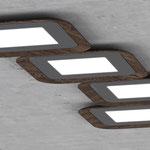 OLED Leuchte für HATEC Lichttechnik, (Lumiblade Insider issuu 02)  >> OLED light for HATEC Lichttechnik, (Lumiblade Insider issuu 02)