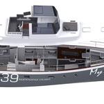 Yacht Design 39 ft. cruiser für www.independence-cruiser.com >> Design 39 ft cruiser for www.independence-cruiser.com